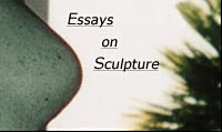 Sculptural Boundaries: Essays on Sculpture